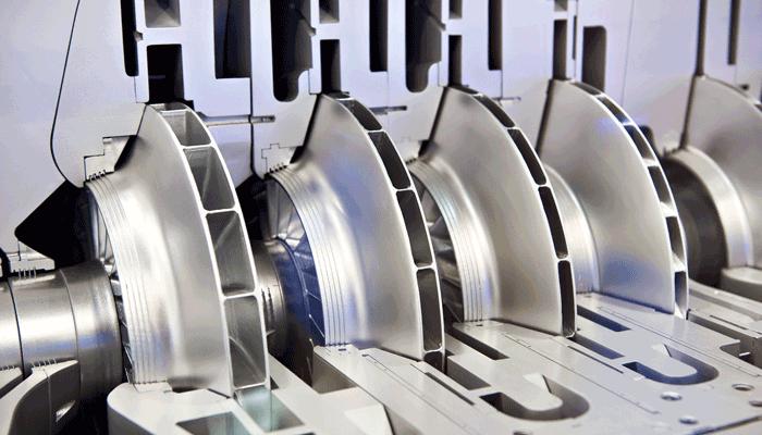 Rouet centrifuge